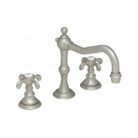 """California Faucets 6702-PN Humboldt Polished Nickel 8"""" Widespread Lavatory Faucet"""