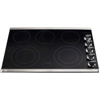 "Frigidaire Gallery 30 "" Stainless Steel Electric Cooktop - FGEC3067MS"