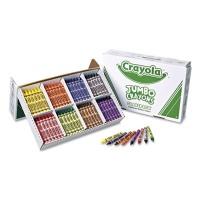 Crayola[r] Crayola Jumbo Crayon Classpack - Set of 200