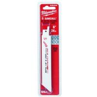 Milwaukee Sawzall Blade - 6 Inch Length