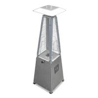 AZ Patio Heaters Portable Stainless Steel Glass Tube Patio Heater