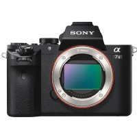 Sony 24.3 MP Full-Frame Mirrorless Camera Body - ILCE-7M2/B