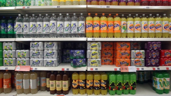 Britain is putting a sugar tax on soft drinks