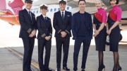 Women pilots at Qantas no longer have to wear uniforms made for men