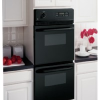 "GE 24 "" Built-In Double Wall Oven - JRP28BJBK"
