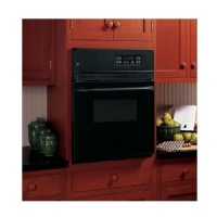GE Black Built-In Electric Single Wall Oven - JRP20BJBB