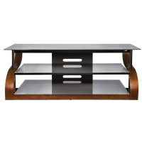 Bell'O 65 in. Audio/Video Component Stand - Vibrant Espresso