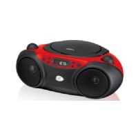GPX Boombox CD Player BC232R
