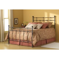 Fashion Bed Group B42143 Dexter Hammered Brown Twin Headboard