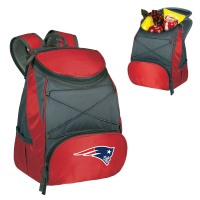 Picnic Time PTX Cooler - NFL New England Patriots - Red