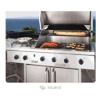 "Dacor OBS52/NG Epicure 52"" Built-In Outdoor Grill"