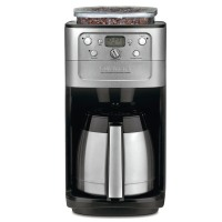Cuisinart Chrome 12-Cup Automatic Coffeemaker - DGB900BC