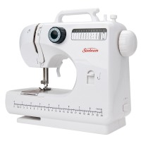 Sunbeam Compact Sewing Machine With Sewing Kit