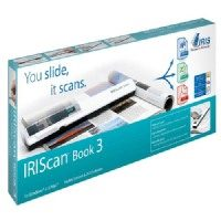 Iris IRISCan Wireless Portable 900 dpi Color Scanner - White (457888)