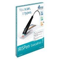 Iris IRISPen Portable and USB-powered Digital Pen Scanner with Language Speech Synthesis - Black (457887)