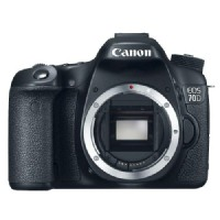 Canon EOS 70D Digital SLR Camera Body - 8469B002
