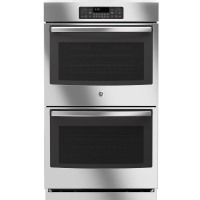 """GE 30 """" Stainless Steel Built-In Double Wall Oven - JT3500SFSS"""