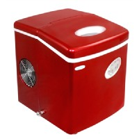NewAir 28 lbs. Ice Maker - Red