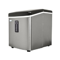 NewAir 28 lbs. Ice Maker - Stainless Steel (Silver)