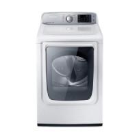 Samsung 7.4 Cu. Ft. White Front Load Gas Dryer - DV52J8060GW