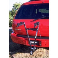 Advantage V-Rack 2-Bike Carrier - Black