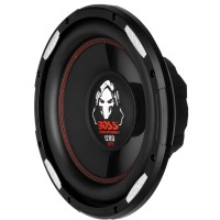 BOSS AUDIO P100F 10 Car Subwoofer Phantom Series 1200W 4