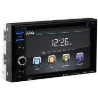 "Boss Car DVD Player - 6.2"" Touchscreen LCD - Double DIN - Multi"