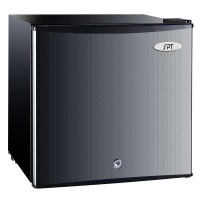 SPT 1.1 cu.ft. Upright Freezer in Stainless Steel - Energy Star