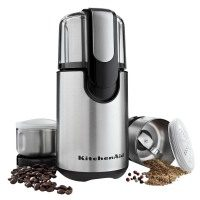 KitchenAid Coffee and Spice Grinder- Black BCG211