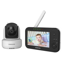 Samsung Brilliantview Pan Tilt Digital Video Baby Monitor