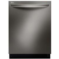 LG Black Stainless Steel Built-In Dishwasher - LDT9965BD