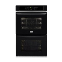 Frigidaire FGET2765PB 3.8 cu. ft. Built-In Double Electric Wall Oven - Black