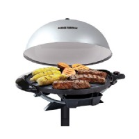 Foreman George Foreman 12+ Serving Indoor/Outdoor Electric Grill