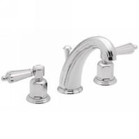 "California Faucets 6802-MOB San Clemente Mocha Bronze 8"" Widespread Lavatory Faucet"