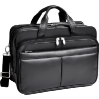 Mcklein Walton Leather Laptop Case