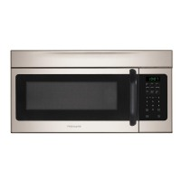 Frigidaire 1.6 Cu Ft Over The Range Stainless Steel Microwave - FFMV162LS