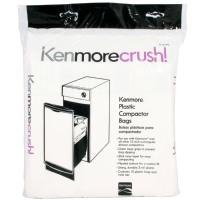 Kenmore Plastic Compactor Bags 10 Count