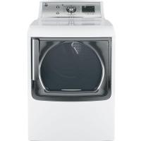GE Dryers 7.8 cu. ft. Electric Dryer in White GTD81ESSJWS