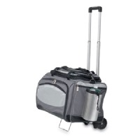 Picnic Time Vulcan Travel Grill With Trolley