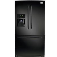 Frigidaire Gallery Black French Door Bottom Freezer Refrigerator - FGHB2866PE