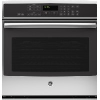 "GE Profile Series 30 "" Single Wall Oven - PT9050SFSS"