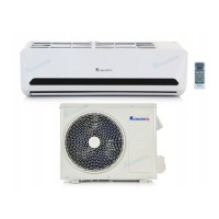 Klimaire KSIN018-H215 N Series 18 000 BTU 15 SEER Ductless Mini Split DC Inverter Air Conditioner