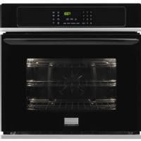 Frigidaire FGEW2765PB Gallery 3.8 cu. ft. Single-Wall Built-In Electric Oven - Black