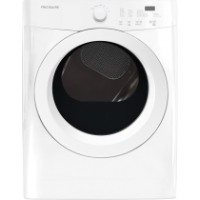 Frigidaire White 7.0 Cu. Ft. Gas Dryer - FFQG5000QW