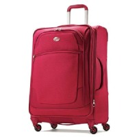 "American Tourister 25"" iLite Xtreme Spinner Luggage Cherry (Red)"