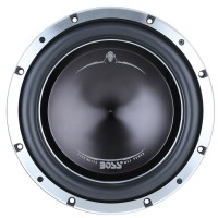 "Boss Audio Systems BOSS AUDIO P128DC 12"" Subwoofer Dual Voice Coil (4 Ohm) 2400W"