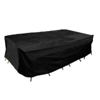 Mr. Bar-B-Q Patio Dining Set Cover 07204GDBB