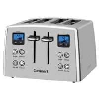 Cuisinart 4 Slice Compact Toaster CPT435