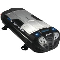 Energizer Battery Backups 900-Watt 12-Volt Power Inverter EN900