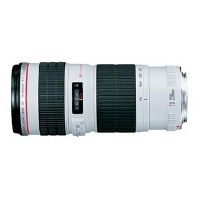 Canon Telephoto Zoom Lens USM EF 70-200mm f/2.8L
